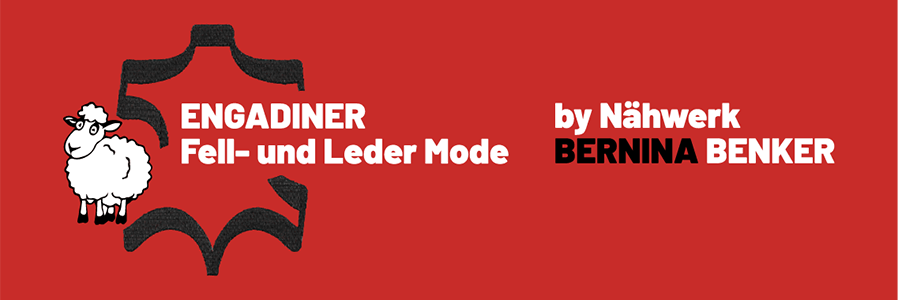 Engadiner Fell- und Leder Mode Logo