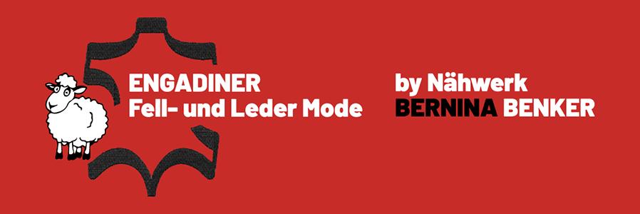 Engadiner Fell- und Leder Mode Logo